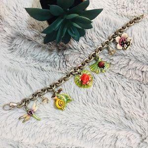 Jewelry - Beautiful Animals Charm Bracelet